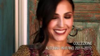 Cannella - Backstage nuova collezione A/I 2012 con Caterina Balivo