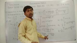 Fourier Series Lecture #31 Find Fourier Series of Discontinuous Function of Interval 0 to 2l Problem