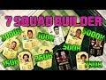 FIFA 19 SQUAD BUILDER 100K 150K 250K 500K 750K 2M 5M SQUAD BUILDER HYBRID FIFA 19 mp3