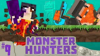 Minecraft - Grass Ceiling - Monster Hunters 9
