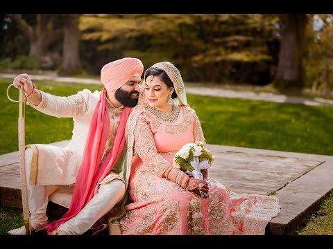 Best Punjabi Sikh Wedding highlights Karen + Jordan