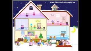 Juego: Casa de Juguete Peppa Pig