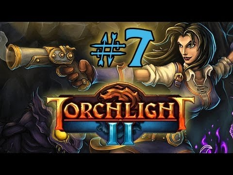 Let's Play Torchlight 2 #7 [deutsch/german] - Beta - Torchlight 2 Gameplay Outlander