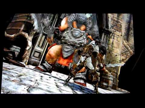 Infinity Blade Review (iOS)