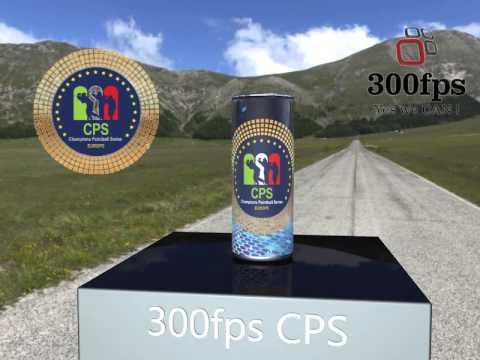 300fps CPS
