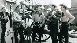 Watch Sons Of The Pioneers Tumbling Tumbleweeds video