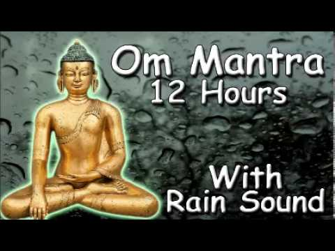 MONK CHANTING - Om mantra 12 Hour Full Night Meditation with...