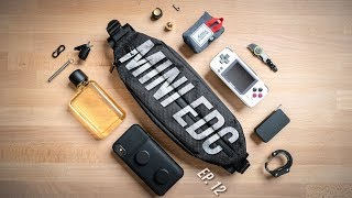 The TINIEST EDC Collection! - What's In My Pockets Ep. 12 - Mini EDC (Everyday Carry)