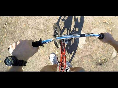 GoPro BMX STREET– ЧОКНУТЫЙ РУССКИЙ ВЫХОДНОЙ!