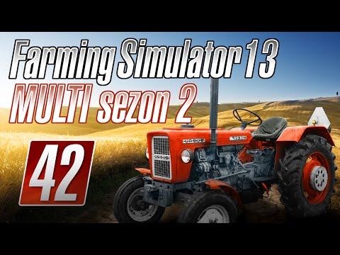Game | Farming Simulator 2013 na multiplayer SEZON 2 odc.42 Wywrotka KAMAZ D | Farming Simulator 2013 na multiplayer SEZON 2 odc.42 Wywrotka KAMAZ D