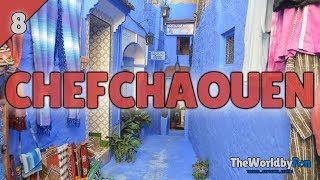 🇲🇦 A cidade azul do Marrocos! - Marrocos TWBF #8