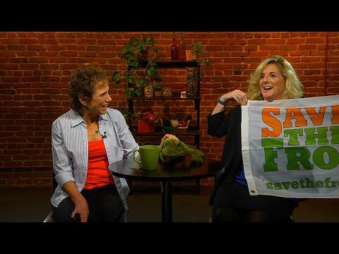 Beth Pratt of the National Wildlife Federation talks Weigh in for a Cause