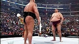 download lagu Wwe Sumo Match - The Big Show Vs Akebono gratis
