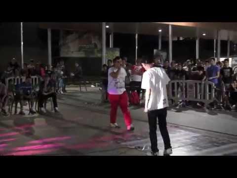 Lope Vs Soid FINAL| Batalla de Gallos Santurce 2014