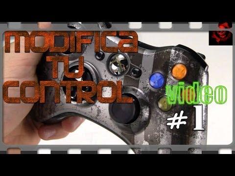 Modifica tu control de Xbox 360: Scuff Gaming Casero [Tutorial Completo HD]
