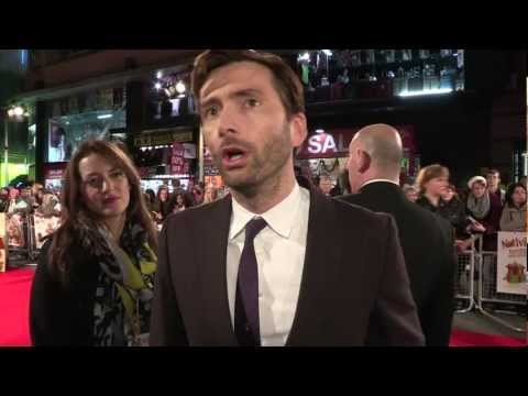 Nativity 2: Danger In The Manger - World Premiere Interviews