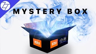 Xiaomi sent over this MYSTERY BOX!