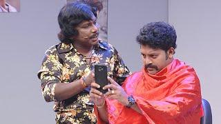 #ThakarppanComedy I Barbershop comedy!!! I Mazhavil Manorama