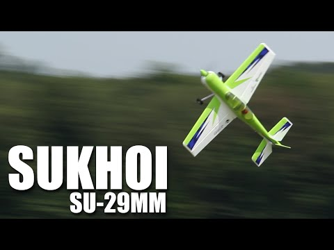 Flite Test - Sukhoi SU-29MM - Review