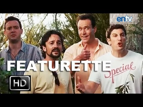 American Reunion Featurette: Jason Biggs, Sean William Scott, Chris Klein Behind The Scenes