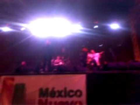 Cenit La Castañeda En Palacio video