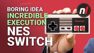 NES Nintendo Switch Online - Boring Idea, Incredible Execution