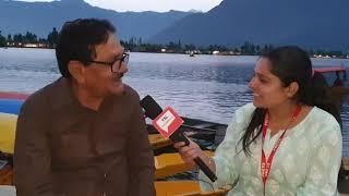 Politician Daman Bhasin talks about Kashmir valley