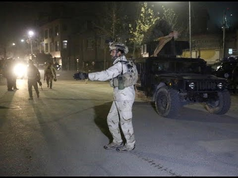 Taliban attack on Spanish embassy in Kabul dims hopes of peace talks with Pakistan terrorist ISI