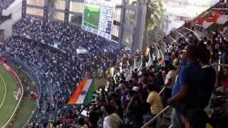 Sachin Tendulkar's last match