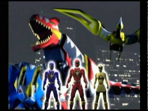 The Gaming Corner: Power Rangers Dino Thunder