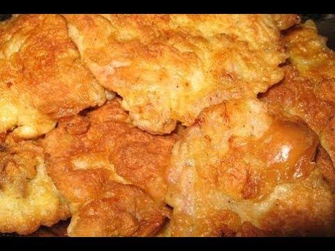 Отбивные куриные пушистые. Из куриного филе. Очень вкусные.