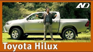 Toyota Hilux - Indestructible, cual cucaracha