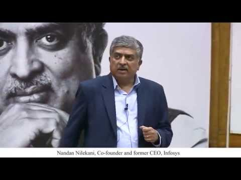 Nandan Nilekani at VISTA 2015