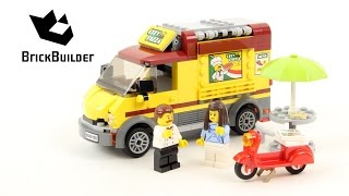 Lego City 60150 Pizza Van - Lego Speed Build