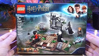 Pure build: LEGO Harry Potter Rise of Voldemort 75965 in real time