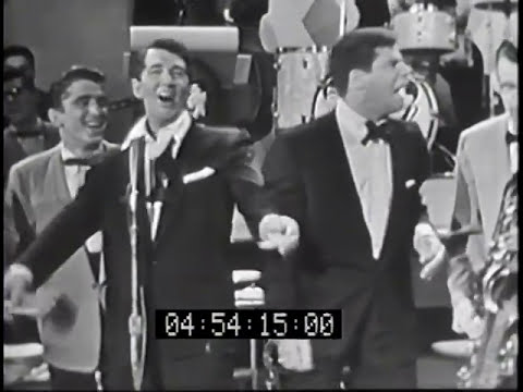 Shake A Hand - Dean Martin and Jerry Lewis