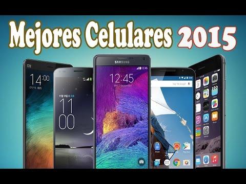 Top 10: Mejores Teléfonos Móviles 2015   ¿Que Celular Comprar?   Febrero 2015