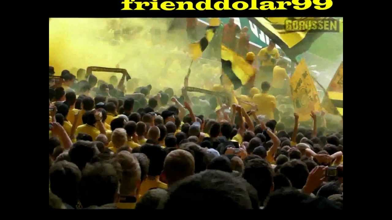 Dortmund Fans Youtube Best of Borussia Dortmund Fans
