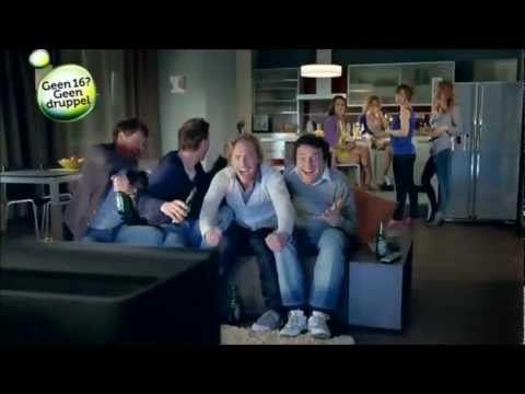 Heineken Commercials / Reclames compilation HD
