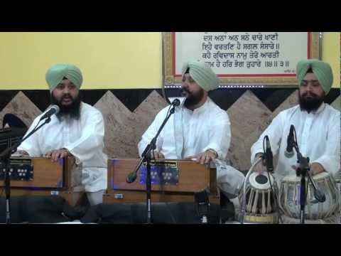 Bhai Kuldeep Singh Jee Delhi - Guru Ravidas Temple New York  24 February 2013