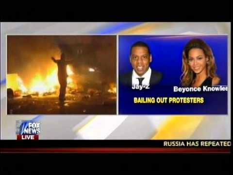 Fox News Is Upset Jay-Z And Beyonce Paid The Bail For Baltimore Protestors! [VIDEO]