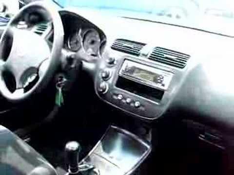 2008 Honda Civic Si Coupe 2004 HONDA CIVIC EX - YouTube