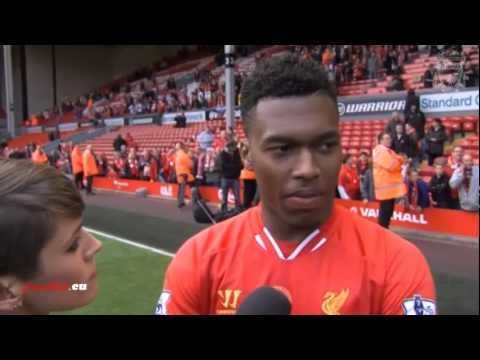 Daniel Sturridge Post Newcastle Interview