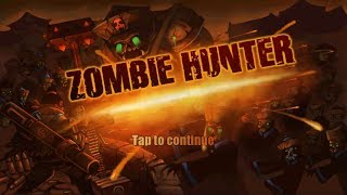 Zombie Hunter 2014 Android HD GamePlay