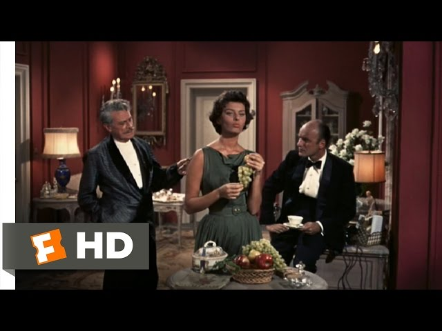 Houseboat (3/9) Movie CLIP - Perhaps I Will Get a Job (1958) HD