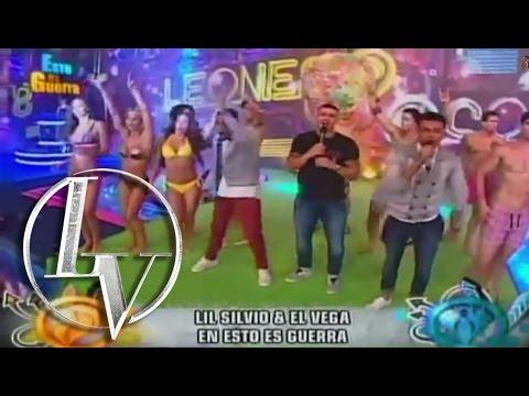Lil Silvio & El Vega @ Esto Es Guerra [Peru]