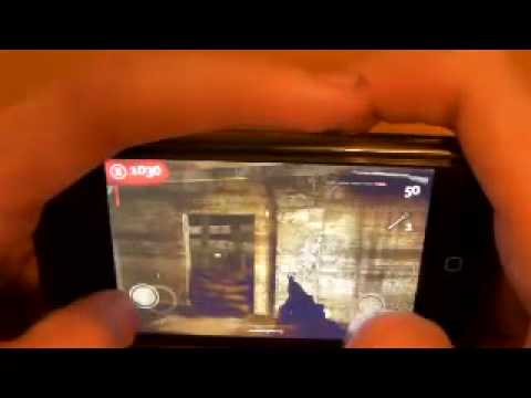 Call Of Duty Zombies Lite App Review/Game Play
