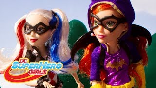 Partner Problem Peril! | What Would DC Super Hero Girls Do?