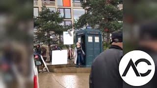 Doctor Who Series 11 FILMING [Arachnids in the UK]   Jodie, Mandip, Tosin, Bradley
