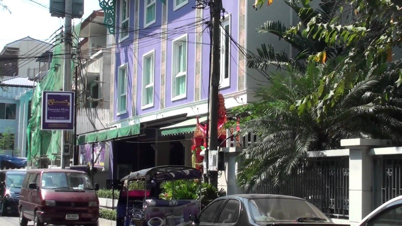 Bangkok - Sukhumvit Soi 8 - YouTube